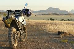 Reisen und Touren: Namibia und Südafrika: mit der Enduro on Tour 2018