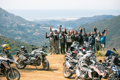 Kombi: Reise/Tour inkl. Training: Offroad-Tag in Andalusien: Ronda - Off the Beaten Track