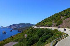 Reisen und Touren: Sardinien – Motorradspass am Mittelmeer 2018