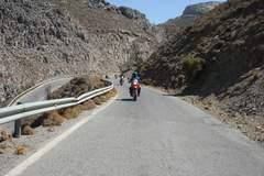 Reisen und Touren: Griechenland: Den Süden Kretas mit dem Motorrad erleben