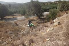 Reisen und Touren: Griechenland Kreta: Enduro-Trainings-Tour
