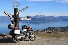 Reisen und Touren: Norwegen - Nordkap 2018