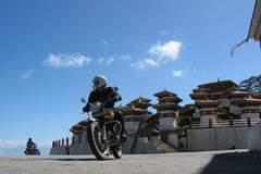 Reisen und Touren: Tibet Motorradtour