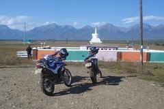 Reisen und Touren: Russland: Motorradtour zur mongolischen Grenze