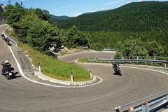 Kombi: Reise/Tour inkl. Training: Südtiroler Kurvenspaß