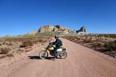 Reisen und Touren: Bolivien Motorradreise: The Wild Wild West