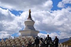 Reisen und Touren: China Shangri-La: Motorradreise