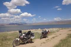 Reisen und Touren: Mongolei Endurotour: Khangai