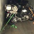 Motorrad-Transport: Motorradtransport Island