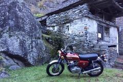 Reisen und Touren: Lady-Tour auf Motorrädern der 70-er Jahre