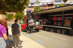 Motorrad-Transport: Bike Shuttle nach Almuñécar, Granada, Spanien