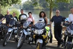 Reisen und Touren: Deutschland: Spessart/Odenwald