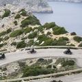 Motorrad-Transport: Motorradtransport Palma, Mallorca, Spanien