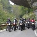 Motorrad-Transport: Motorradtransport Riva del Garda, Italien