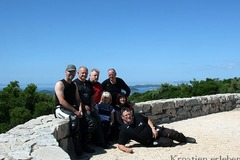 Reisen und Touren: Kroatien - Motorradtour 10 Tage: Tour 2