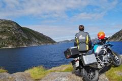 Reisen und Touren: Abenteuer Nordkap 2017