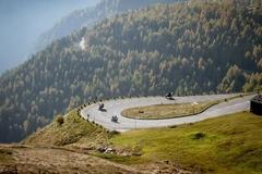 Reisen und Touren: Alpen und Seen 2018