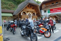 Reisen und Touren: Schwarzwald und Elsass – Motorrad-Wochenend-Tour