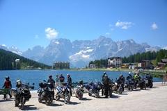Reisen und Touren: Dolomiten und Südtirol – Motorrad-Eldorado in den Alpen