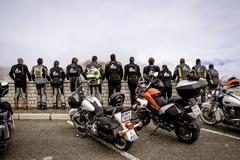 Reisen und Touren: Harley-Davidson Fahrt ins Blaue 2017