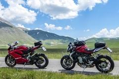 Reisen und Touren: Moto GP Mugello & das Beste Italiens 2018