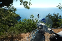 Reisen und Touren: Scooter Tour Kroatien 2017