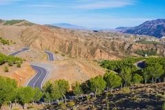 Reisen und Touren: Southern Spain Extreme 2017