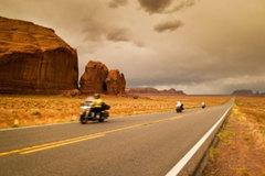 Reisen und Touren: Harley Touren USA - Appalachen Kurven Tour