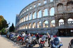 Reisen und Touren: Slowenien, Kroatien, Istrien zum Saisonabschluss 2018